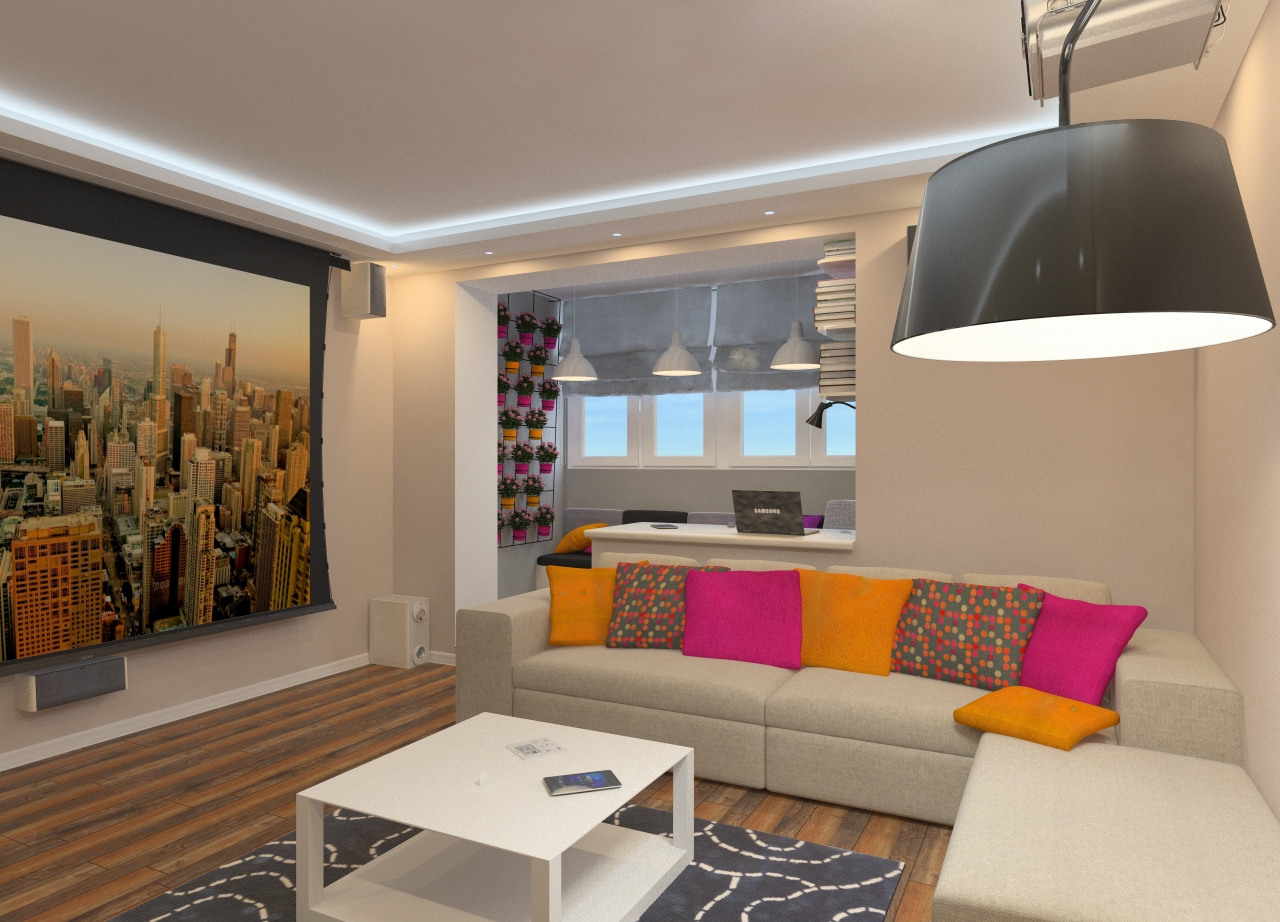 Дизайн 2-х комнатные квартиры